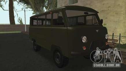 UAZ 2206 para GTA San Andreas