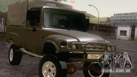 GÁS 2308 Ataman para GTA San Andreas