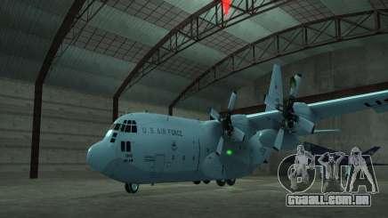 C-130 hercules para GTA San Andreas