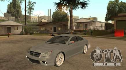 Mercedes-Benz CLS63 AMG para GTA San Andreas