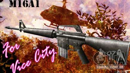 M16A1 para GTA Vice City
