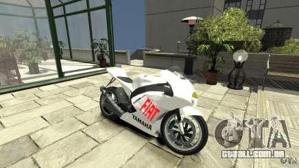 Yamaha YZR M1 MotoGP 2009 para GTA 4