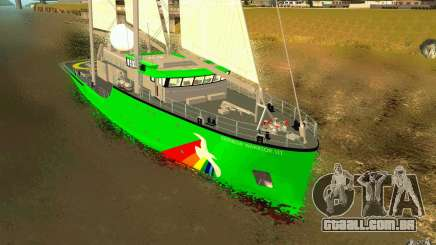 Rainbow Warrior para GTA San Andreas