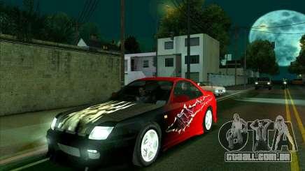 Honda Prelude com tuning para GTA San Andreas