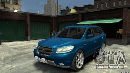 Hyundai Santa Fe para GTA 4