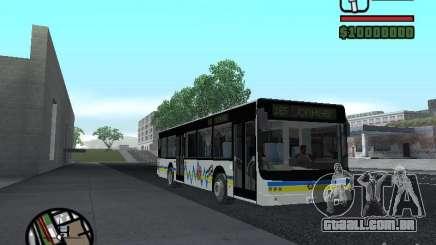 Onibus para GTA San Andreas