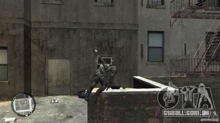 MW2 Ghost Diving Suit para GTA 4