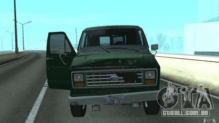 Ford E-150 Short Version v3 para GTA San Andreas