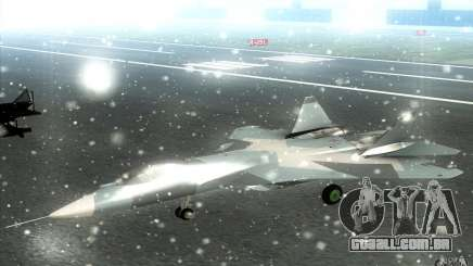 SU t-50 Pak FA para GTA San Andreas