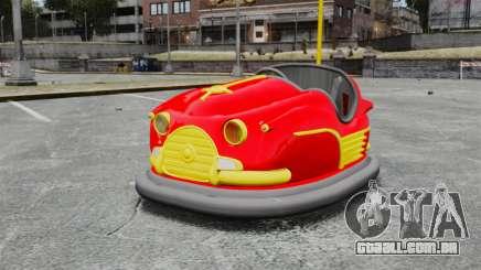 Carro pára-choques para GTA 4