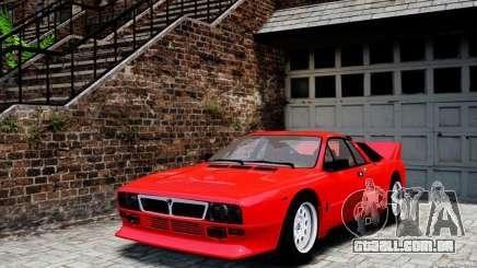 Lancia 037 Stradale para GTA 4