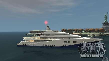 Yacht v1 para GTA 4
