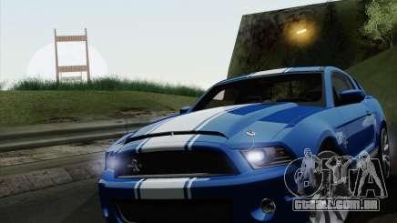 Ford Shelby GT500 Super Snake 2011 para GTA San Andreas