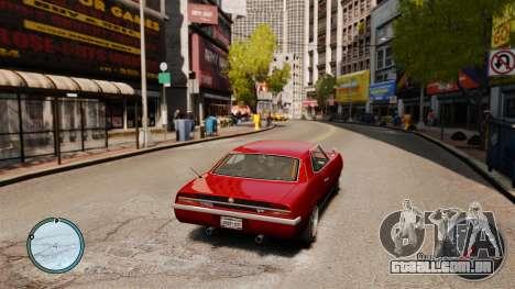 Velocímetro AdamiX v2 para GTA 4 segundo screenshot