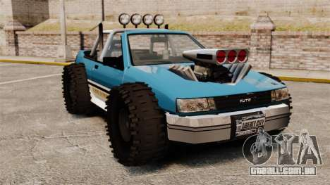 Jeep Futo Final para GTA 4