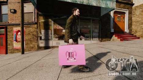 Victorias secret de pacote para GTA 4