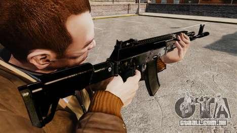 Kalashnikov AK-12 para GTA 4 segundo screenshot