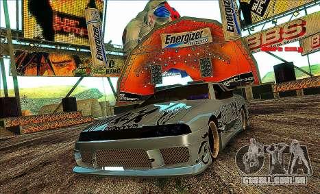 Elegy SDS Team by maximmm para GTA San Andreas