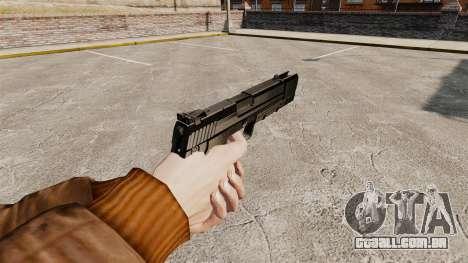 Carregamento automático pistola USP H & K v1 para GTA 4 segundo screenshot