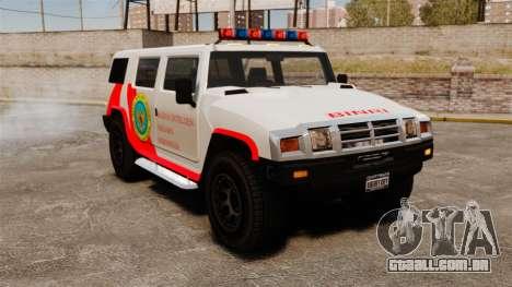 Nova coloração Patriot Noose para GTA 4