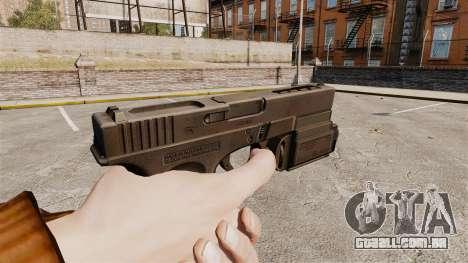 Pistola tática Glock 18 v1 para GTA 4 segundo screenshot