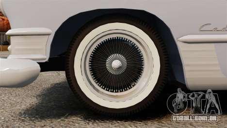 Cadillac Series 62 convertible 1949 [EPM] v4 para GTA 4 vista direita