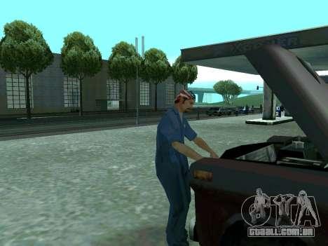 Dwayne and Jethro v1.0 para GTA San Andreas segunda tela