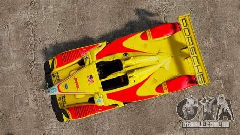 Porsche RS Spyder Evo para GTA 4 vista direita