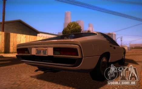 ENBS V3 para GTA San Andreas décima primeira imagem de tela