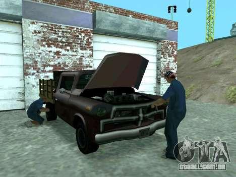 Dwayne and Jethro v1.0 para GTA San Andreas