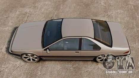 Fortuna nos drives de 22 polegadas para GTA 4 vista direita