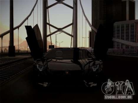 Lamborghini Aventador LP760-2 para GTA San Andreas