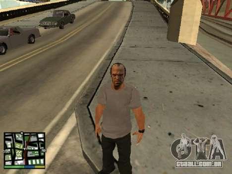 Trevor Philips de GTA 5 para GTA San Andreas