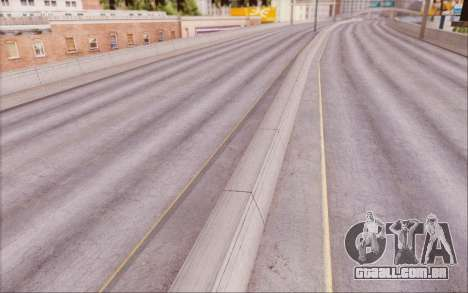 RoSA Project v1.2 Los-Santos para GTA San Andreas sétima tela