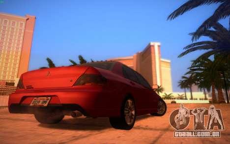 ENBS V3 para GTA San Andreas quinto tela