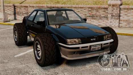 Futo-buggy para GTA 4