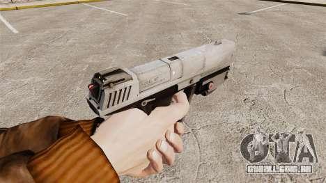 M6G pistola do Magnum v2 para GTA 4