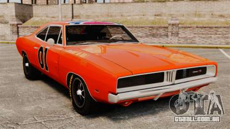 Dodge Charger General Lee 1969 para GTA 4