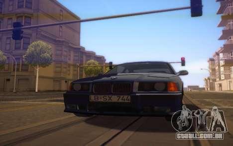 ENBS V3 para GTA San Andreas