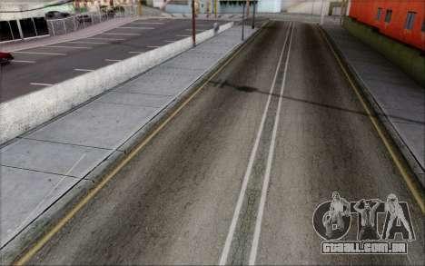 RoSA Project v1.2 Los-Santos para GTA San Andreas terceira tela