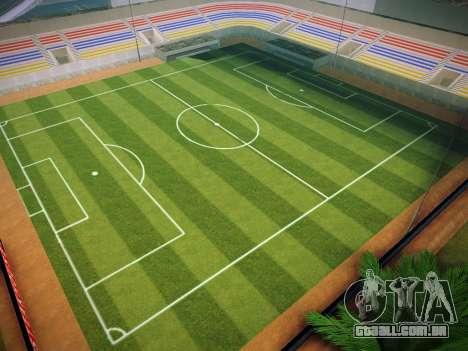 Campo de futebol para GTA San Andreas