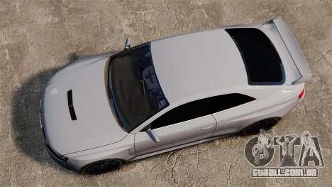 Audi S5 EmreAKIN Edition para GTA 4 vista direita