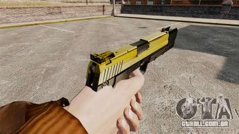 Carregamento automático pistola USP H & K v4 para GTA 4 segundo screenshot