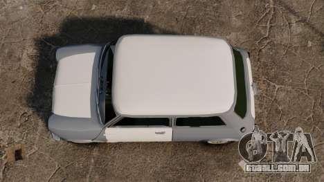 Mini Cooper S 1968 para GTA 4 vista direita