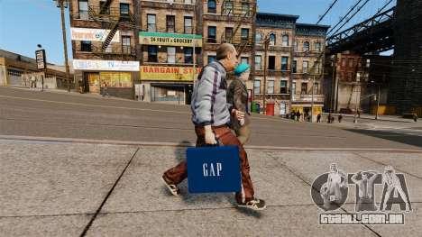 Pacote GAP para GTA 4