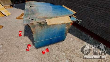 Coca-Cola banco enrugada para GTA 4