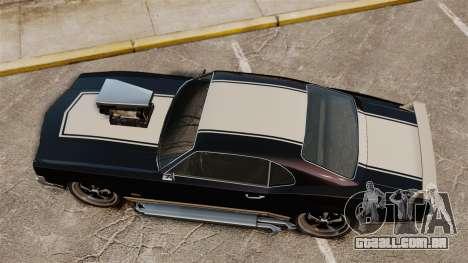 Sabre GT Muscle Version para GTA 4