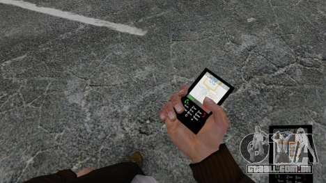 Kaskus tema para celular para GTA 4
