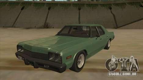 Dodge Monaco V10 para GTA San Andreas
