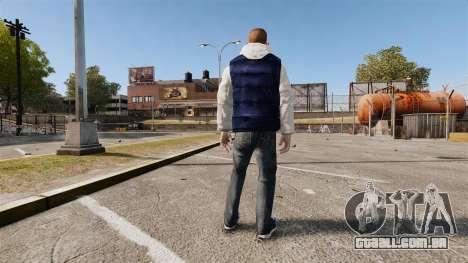 Roupa nova para Hossan para GTA 4 segundo screenshot